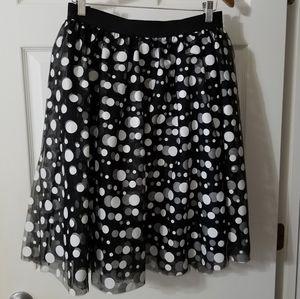 Lane Bryant Tulle Skirt